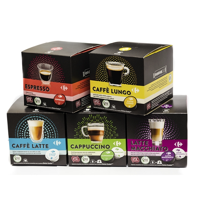 capsule dolce gusto carrefour capsule dolce gusto