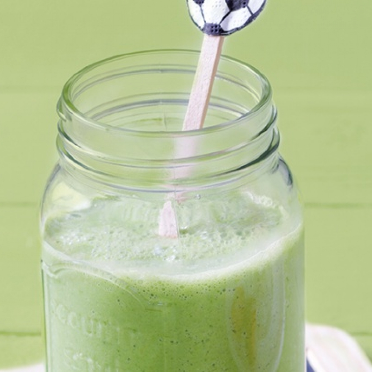 Recette Smoothie vert Groene smoothie carrefour 1x1