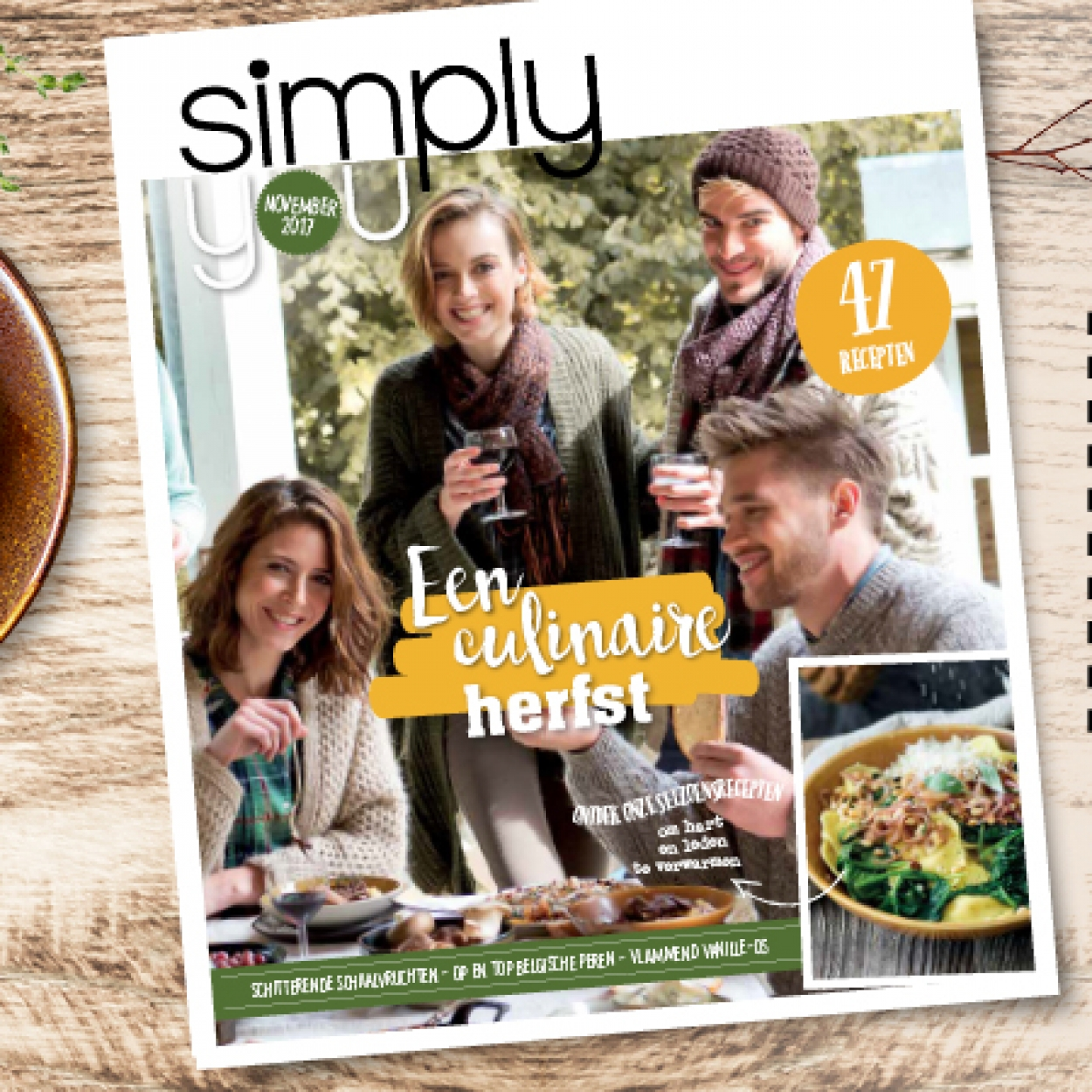 Simply you november - Carrefour