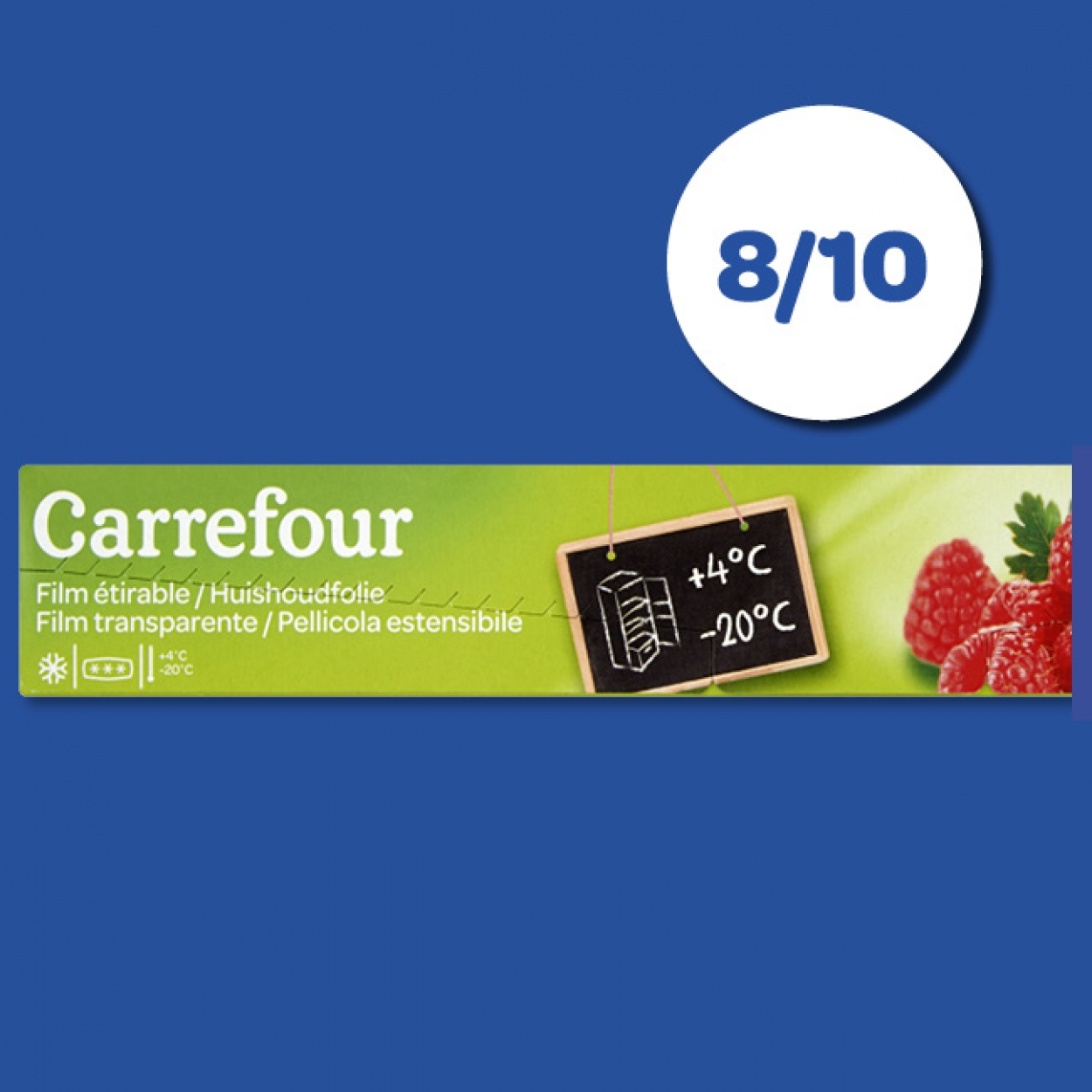 Film étirable - Carrefour
