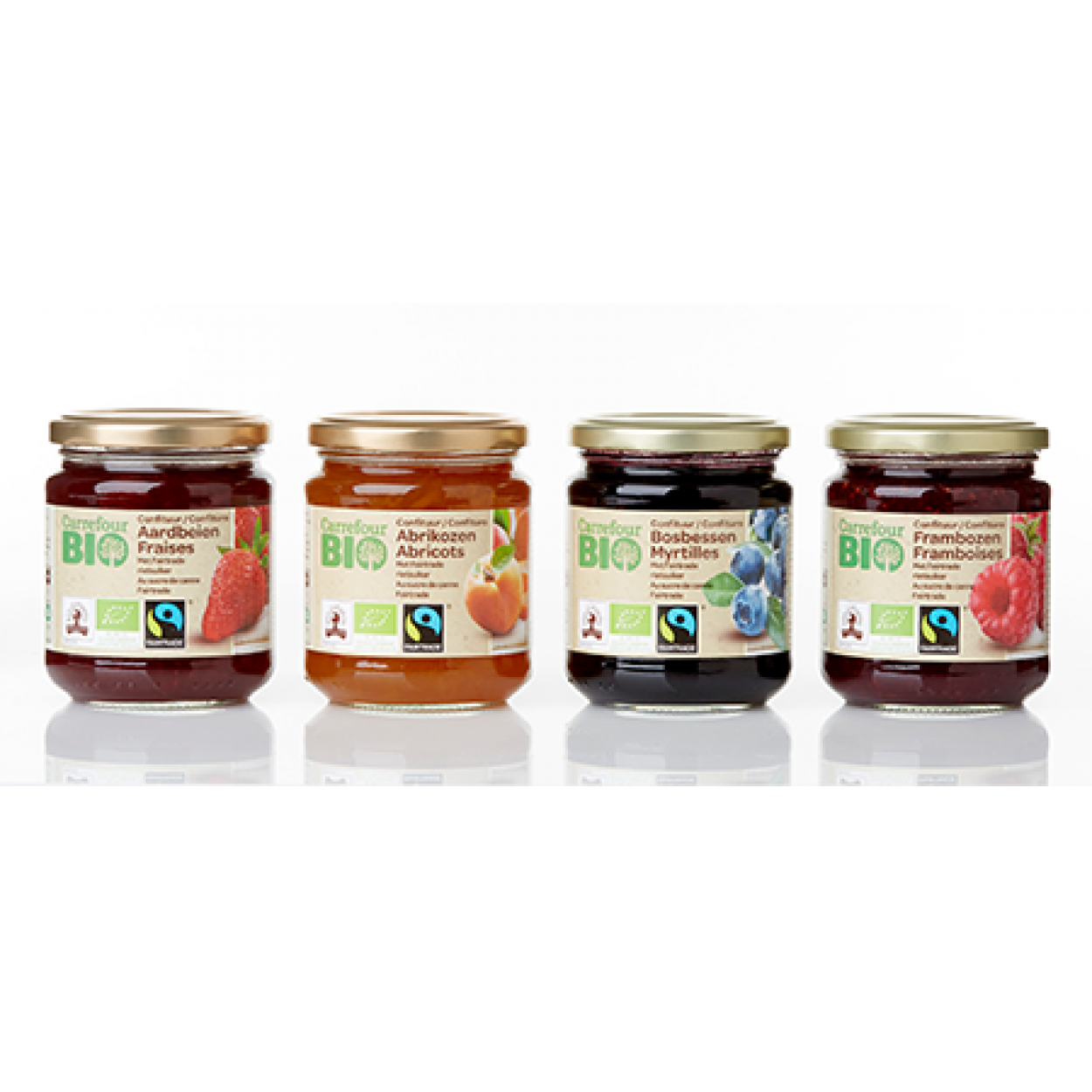 Confiture Fairtrade - Carrefour