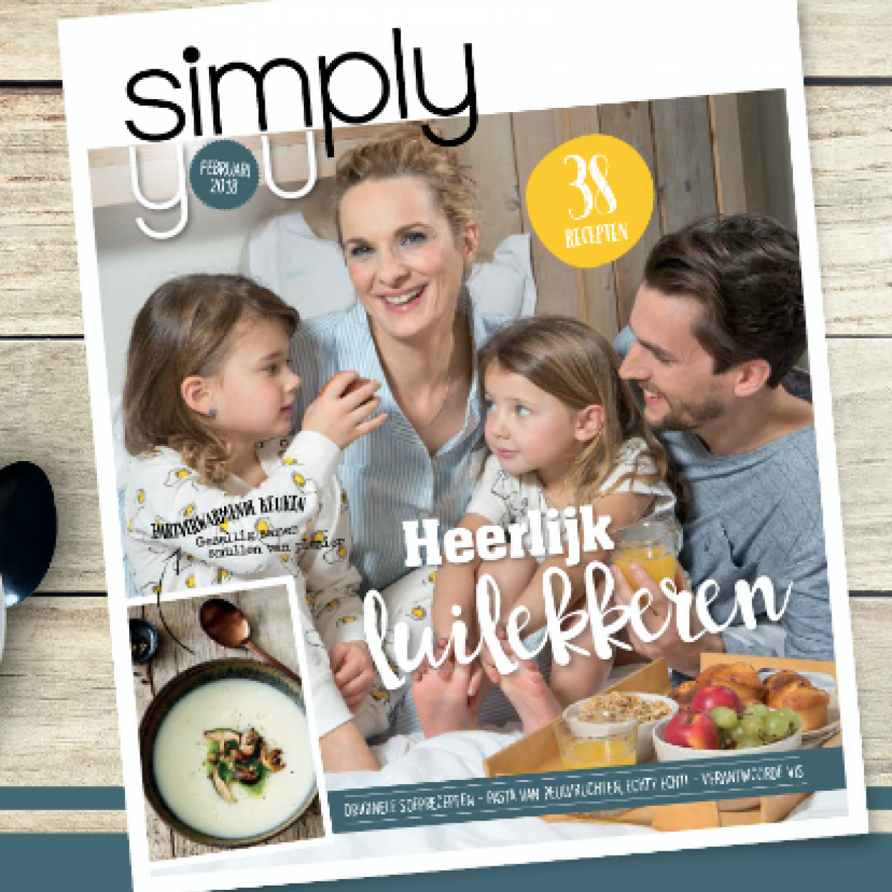 Magazine Simply you