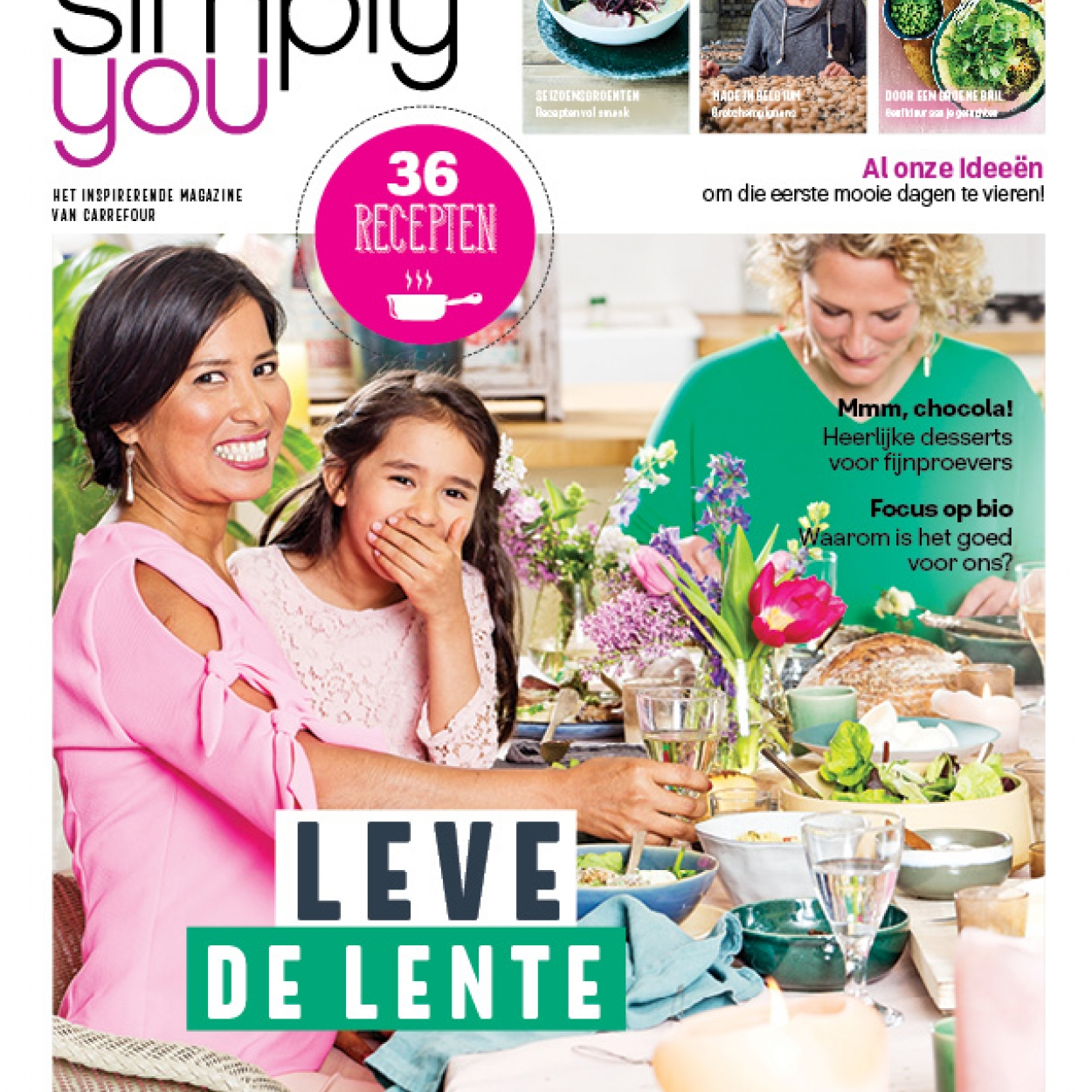Cover simply you NL