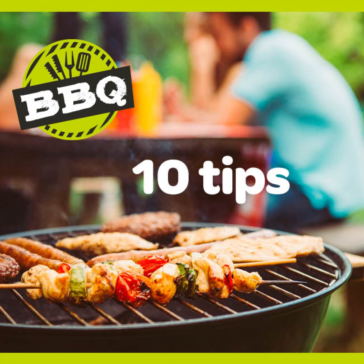 Campagne BBQ tips Carrefour