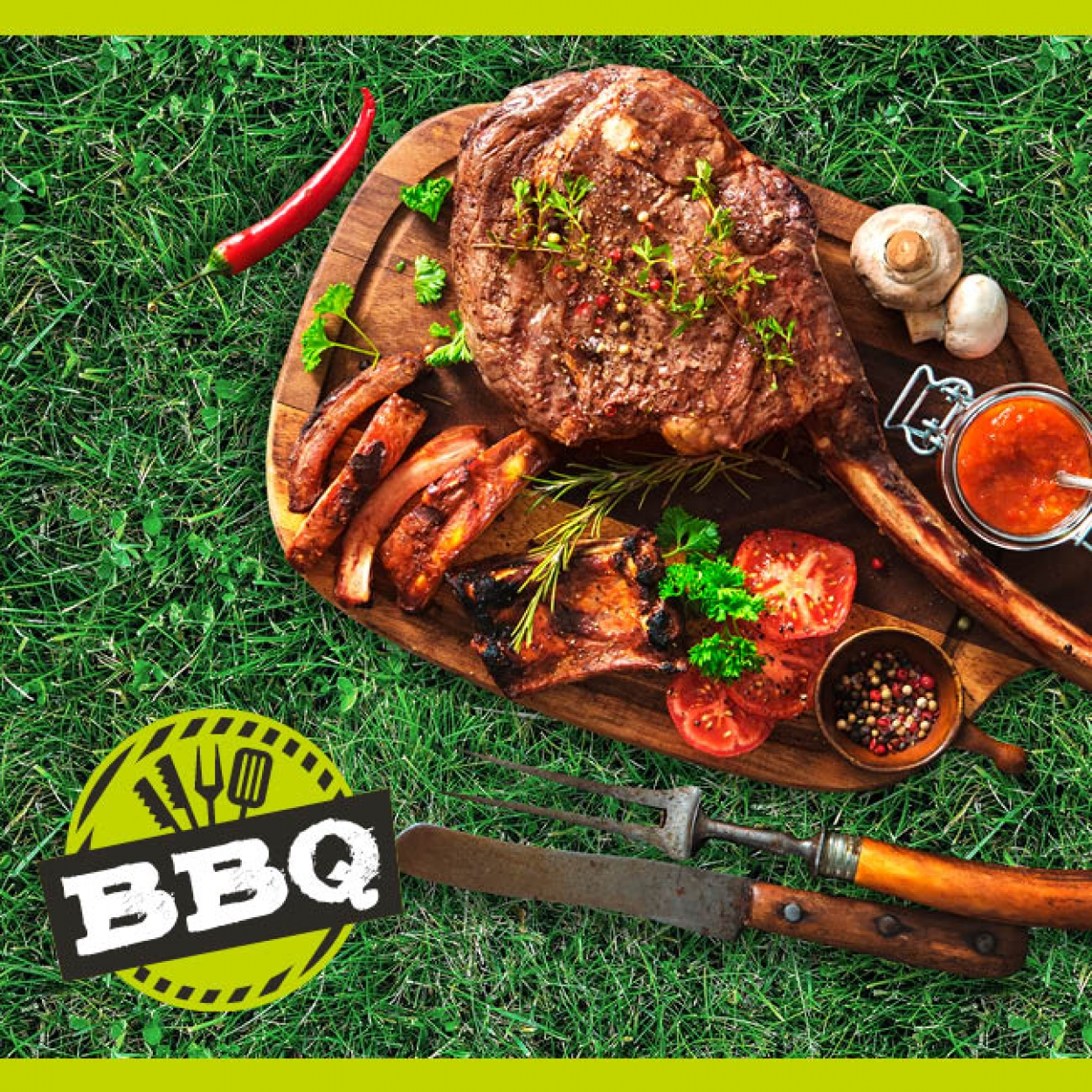 Campagne BBQ Carrefour