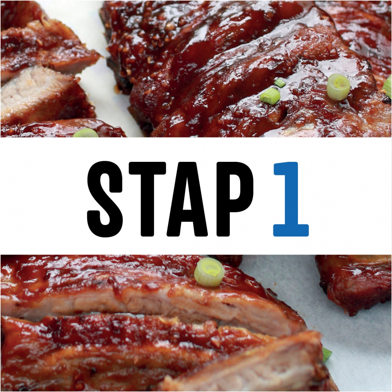Slow Cooking BBQ_stap 1_carrefour