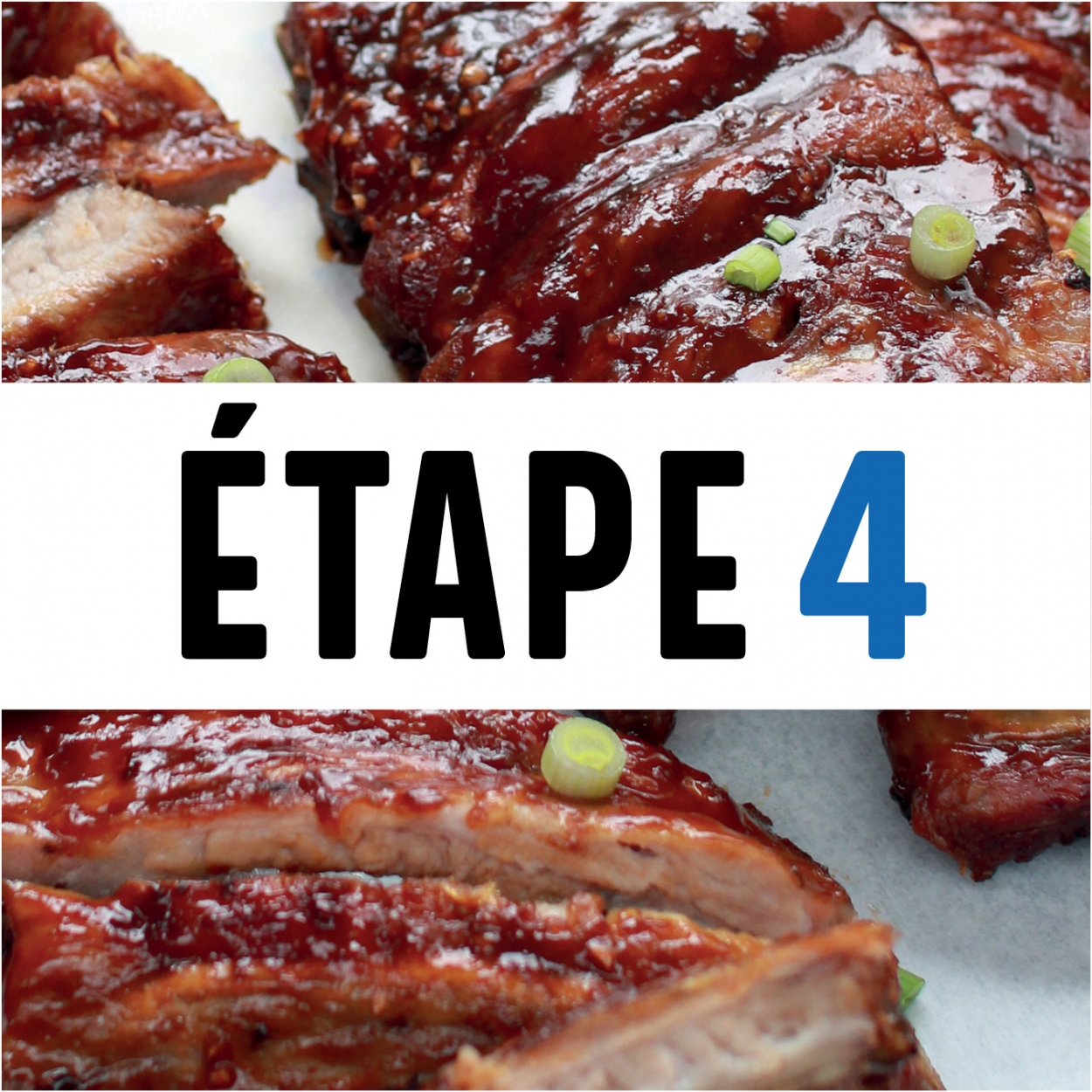 Slow cooking étape 4