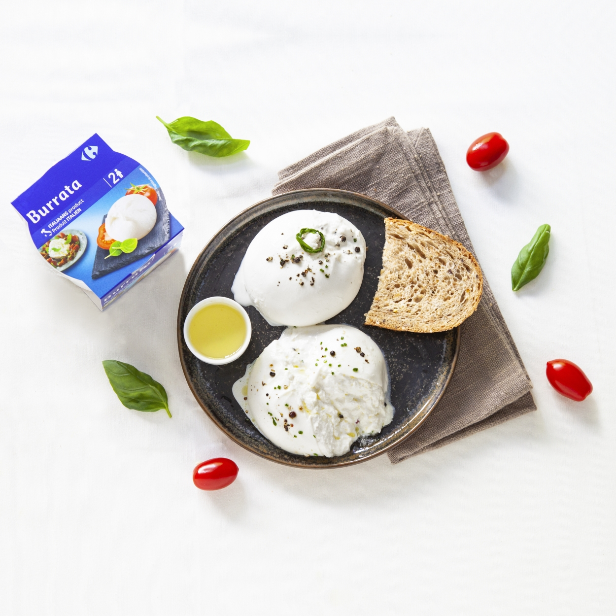 Burrata Carrefour